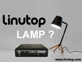 mini PC LAMP server in one click