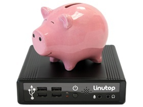 mini PC Linutop 2